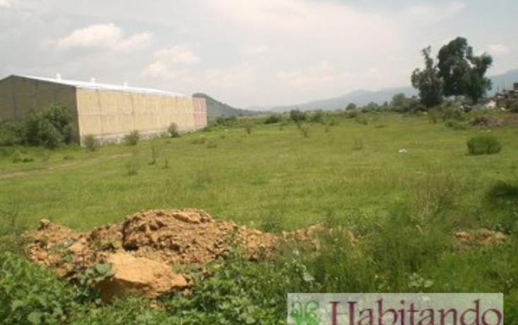Foto de terreno habitacional en venta en  15, san lucas amalinalco, chalco, méxico, 796621 No. 01