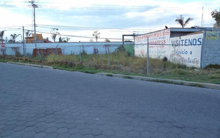 Foto de terreno comercial en renta en  1327, zerezotla, san pedro cholula, puebla, 845733 No. 03