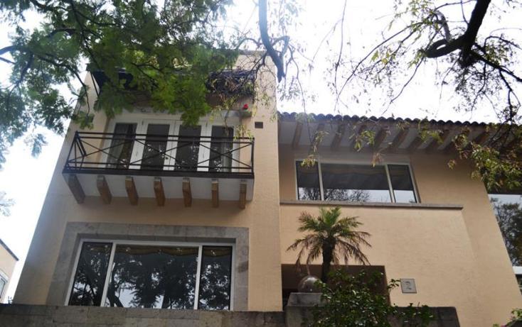 Foto de casa en venta en picacho 150, jardines del pedregal, álvaro obregón, distrito federal, 2673348 No. 01