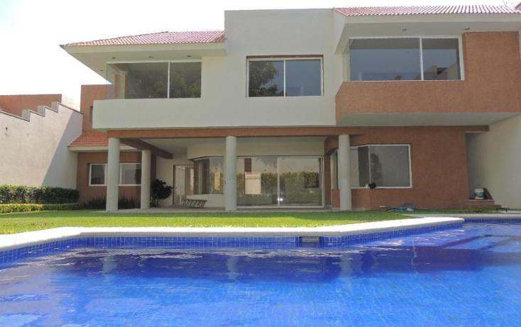 Foto de casa en venta en  150, lomas de cuernavaca, temixco, morelos, 394130 No. 01