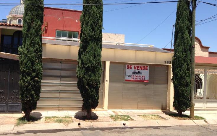 Foto de casa en venta en  151, colonial, tepatitl?n de morelos, jalisco, 496882 No. 01