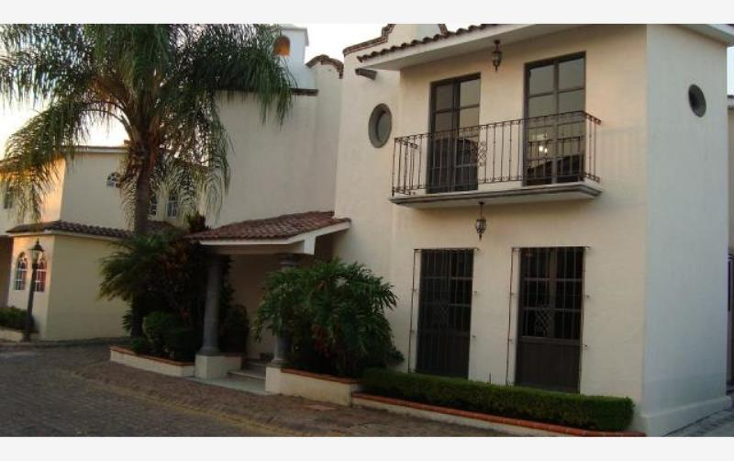 Foto de casa en venta en  1515, ahuatepec, cuernavaca, morelos, 412145 No. 01
