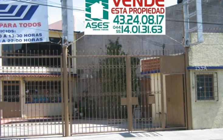 Foto de edificio en venta en  153, santa cecilia, tlalnepantla de baz, méxico, 1994480 No. 01