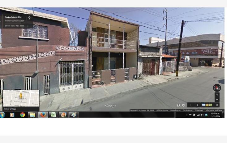Foto de casa en venta en  1539, centro, monterrey, nuevo le?n, 623953 No. 01