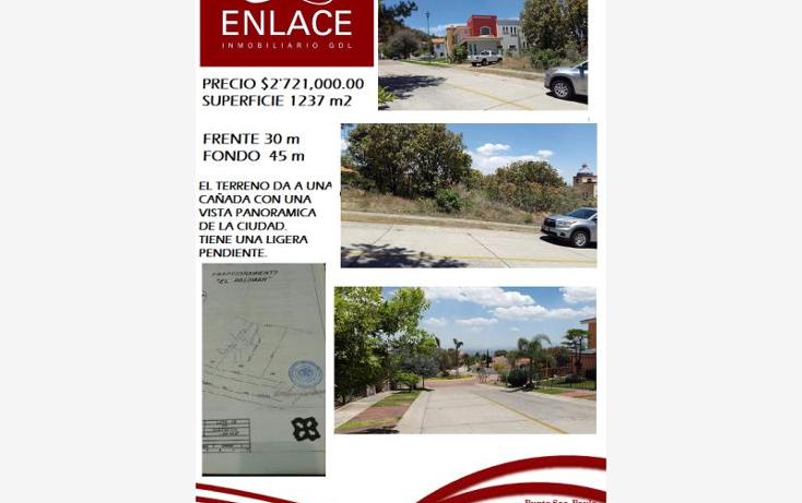 Foto de terreno habitacional en venta en  156, el palomar, tlajomulco de zúñiga, jalisco, 1634342 No. 05