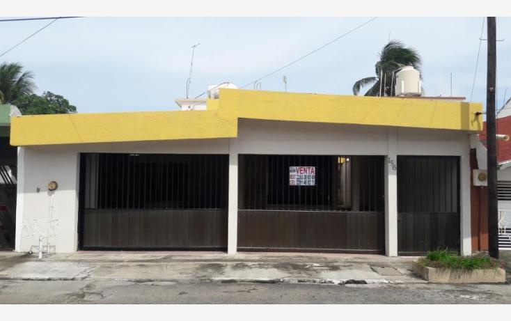 Foto de casa en venta en  156, floresta, veracruz, veracruz de ignacio de la llave, 527563 No. 01