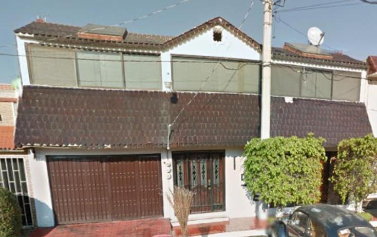 Foto de casa en venta en  156, san juan de arag?n ii secci?n, gustavo a. madero, distrito federal, 1582408 No. 02