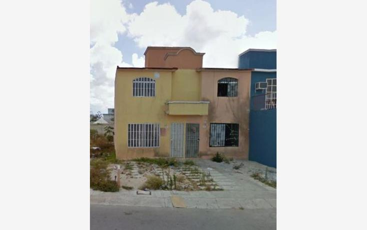 Foto de casa en venta en  1569 b, hacienda real del caribe, benito juárez, quintana roo, 579230 No. 01