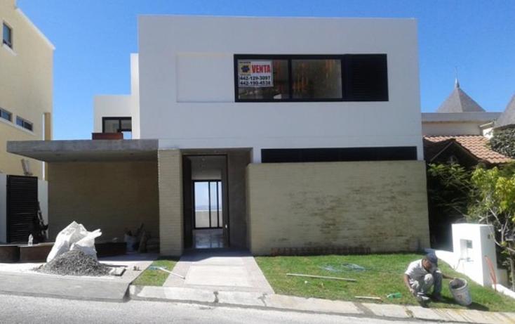 Foto de casa en venta en  157, privada arboledas, querétaro, querétaro, 821227 No. 01