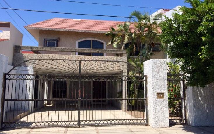 Foto de casa en venta en  157, zona dorada, mazatl?n, sinaloa, 1607660 No. 01
