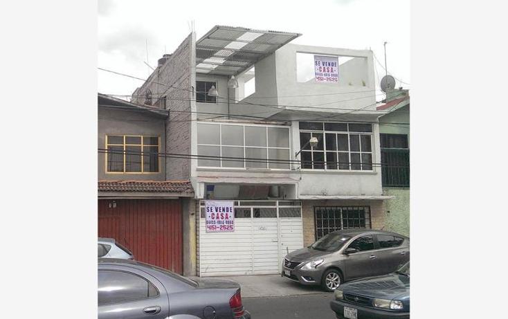 Foto de casa en venta en  159, san juan de aragón vi sección, gustavo a. madero, distrito federal, 1845894 No. 02
