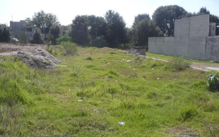 Foto de terreno habitacional en venta en  15a, santiago, san pablo del monte, tlaxcala, 1763458 No. 03