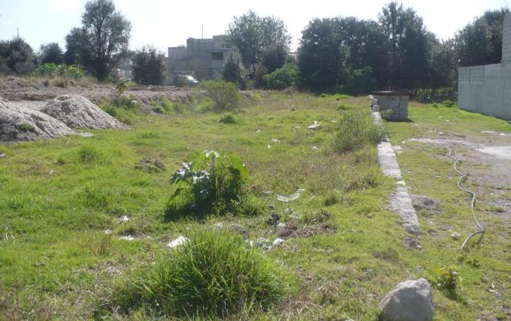 Foto de terreno habitacional en venta en  15a, santiago, san pablo del monte, tlaxcala, 1763458 No. 05