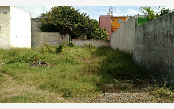 Foto de terreno habitacional en venta en 16 16, pocitos y rivera, veracruz, veracruz de ignacio de la llave, 1537840 No. 01