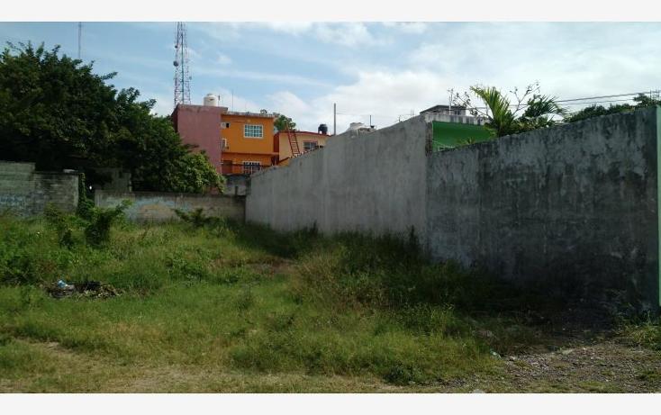 Foto de terreno habitacional en venta en 16 16, pocitos y rivera, veracruz, veracruz de ignacio de la llave, 1537840 No. 02