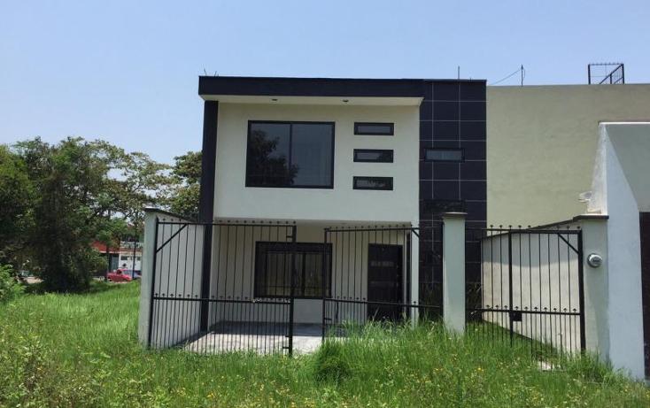 Foto de casa en venta en 16 bis entre avenidas 18 y 22 1808, los filtros, córdoba, veracruz de ignacio de la llave, 1527902 No. 01