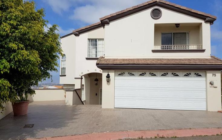 Foto de casa en venta en  16, cumbres de juárez, tijuana, baja california, 2045360 No. 01