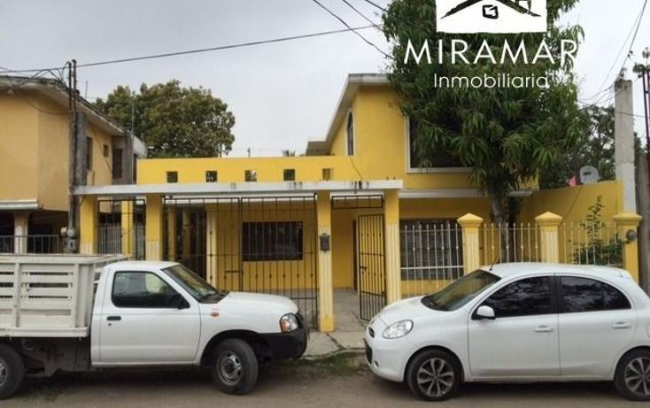 Foto de casa en venta en  , 16 de septiembre (ampliación), ciudad madero, tamaulipas, 939699 No. 01