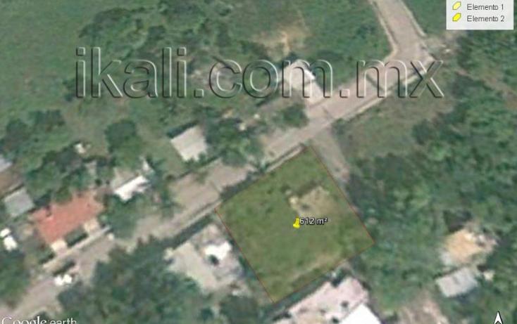 Foto de terreno habitacional en renta en 16 de septiembre , anáhuac, tuxpan, veracruz de ignacio de la llave, 1060989 No. 05