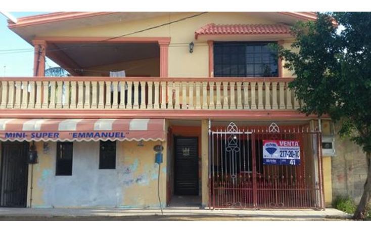 Foto de casa en venta en  , 16 de septiembre, ciudad madero, tamaulipas, 1961998 No. 01