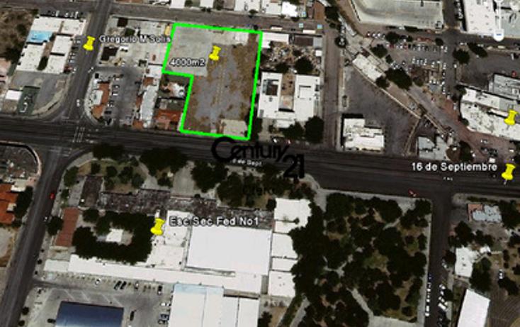Foto de terreno comercial en venta en  , 16 de septiembre, ju?rez, chihuahua, 1267267 No. 01