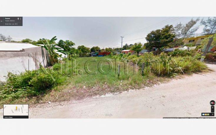 Foto de terreno habitacional en renta en 16 de septiembre, los pinos, tuxpan, veracruz, 1060989 no 01