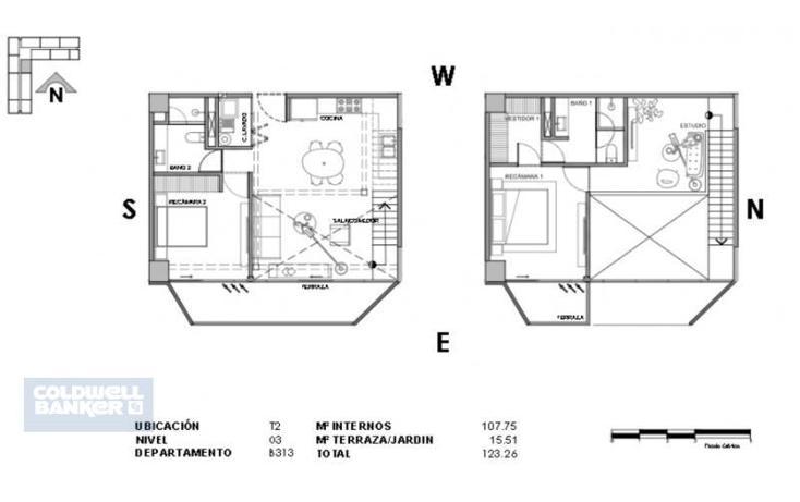 Foto de departamento en venta en  , san lucas tepetlacalco ampliación, tlalnepantla de baz, méxico, 2012439 No. 07