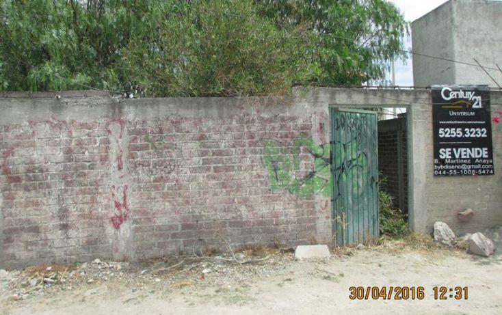 Foto de terreno habitacional en venta en 16 de septiembre, visitación, melchor ocampo, estado de méxico, 1859302 no 01