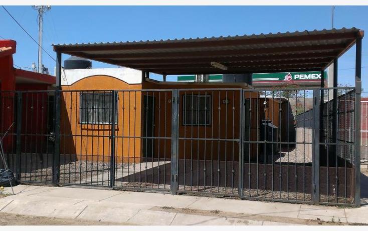 Foto de casa en venta en  16, dunas, hermosillo, sonora, 1820856 No. 02