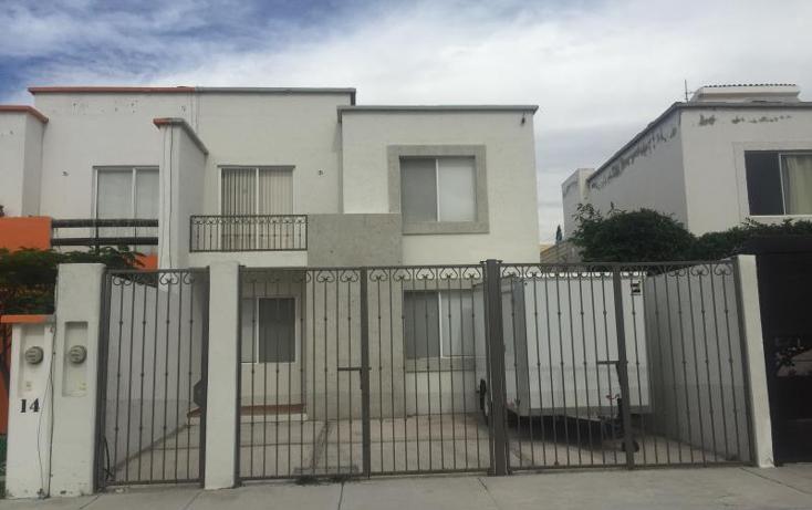Foto de casa en venta en  16, hacienda las trojes, corregidora, quer?taro, 1594658 No. 01