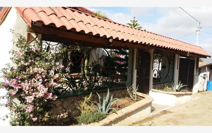 Foto de casa en venta en  16, la bufadora, ensenada, baja california, 1818732 No. 01