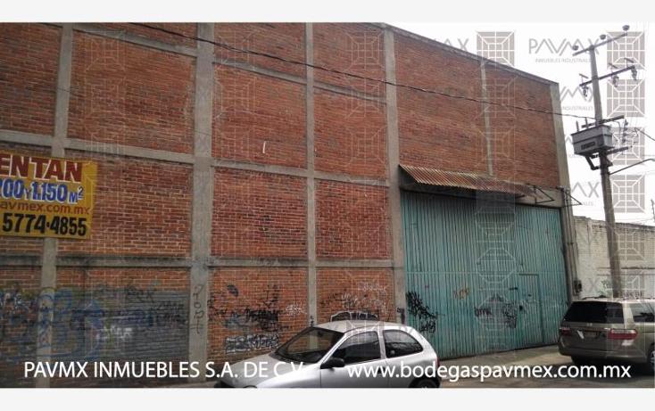 Foto de nave industrial en renta en  16, la pastora, gustavo a. madero, distrito federal, 528931 No. 06