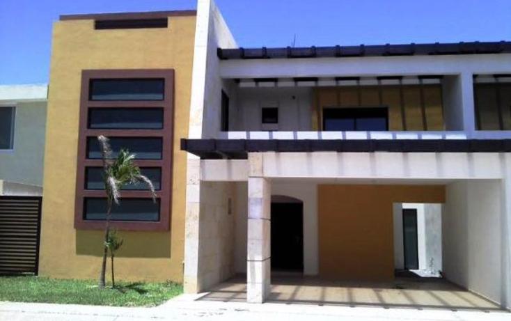 Foto de casa en venta en  16, las palmas, medellín, veracruz de ignacio de la llave, 1674646 No. 01