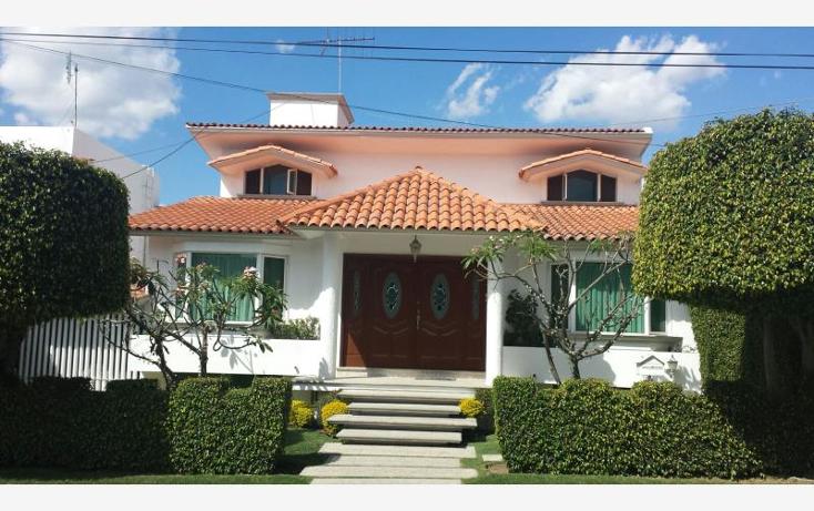 Foto de casa en venta en  16, lomas de cocoyoc, atlatlahucan, morelos, 1984704 No. 01