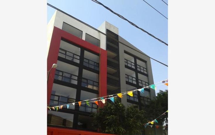 Foto de departamento en renta en  16, popotla, miguel hidalgo, distrito federal, 2574707 No. 05
