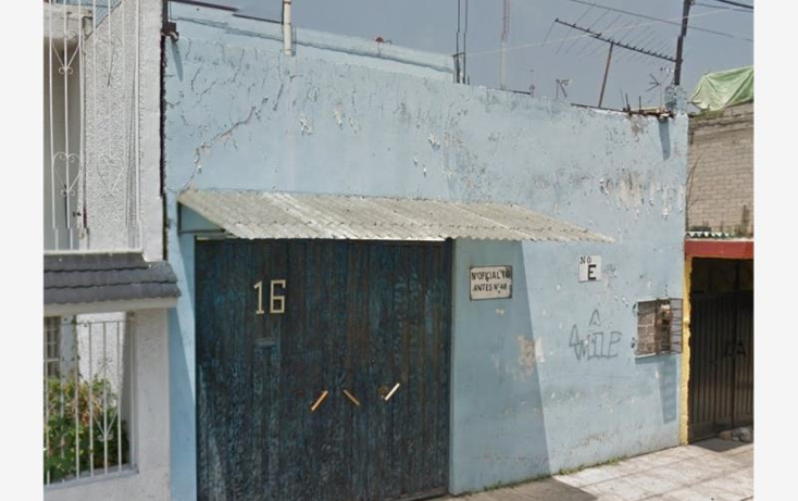 Foto de casa en venta en  16, san lorenzo tezonco fovissste, iztapalapa, distrito federal, 2028680 No. 01