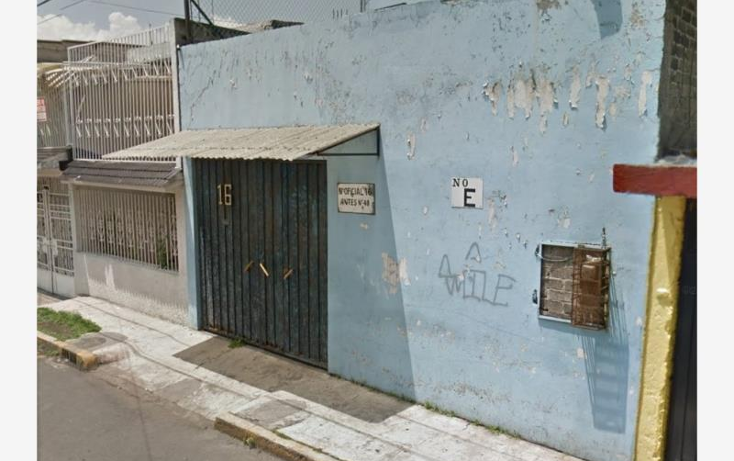 Foto de casa en venta en  16, san lorenzo tezonco fovissste, iztapalapa, distrito federal, 2028680 No. 02