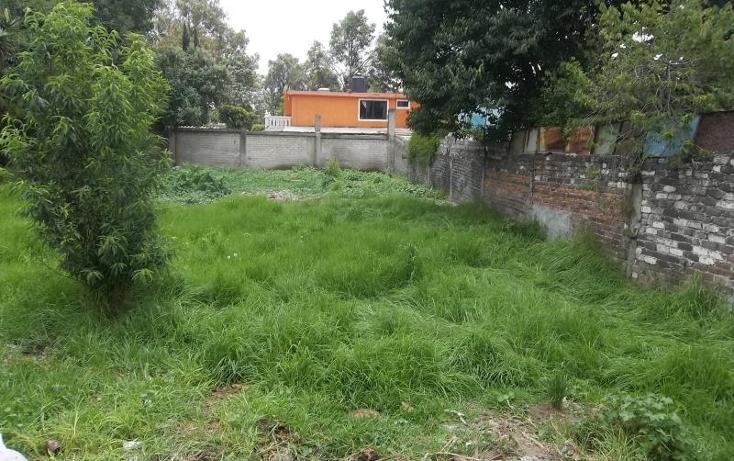 Foto de terreno habitacional en venta en  16, santa úrsula xitla, tlalpan, distrito federal, 521347 No. 01