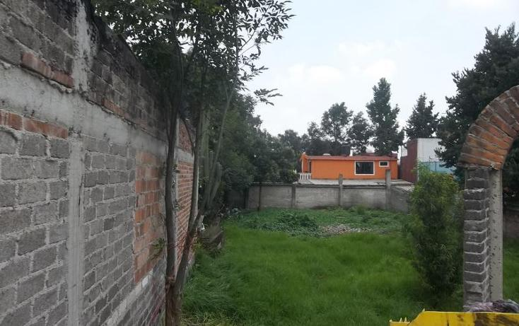 Foto de terreno habitacional en venta en  16, santa úrsula xitla, tlalpan, distrito federal, 521347 No. 03