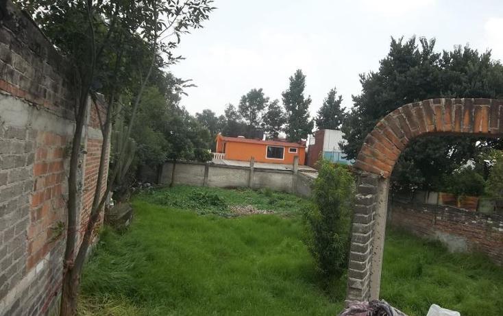 Foto de terreno habitacional en venta en  16, santa úrsula xitla, tlalpan, distrito federal, 521347 No. 04
