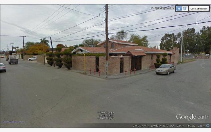 Foto de casa en venta en  449, las fuentes, piedras negras, coahuila de zaragoza, 1983004 No. 01