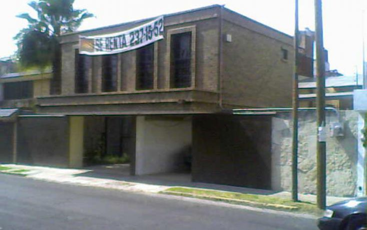 Foto de casa en venta en 16 sur 2539, bellavista, tehuacán, puebla, 1590860 no 01