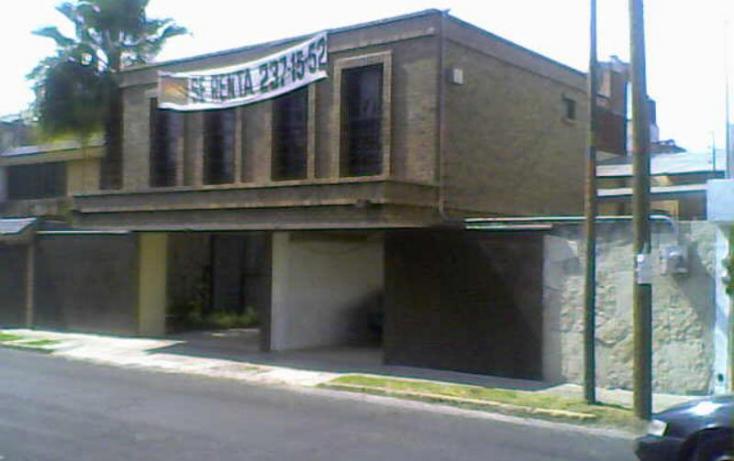 Foto de casa en venta en 16 sur 2539, puebla, puebla, puebla, 596358 no 01