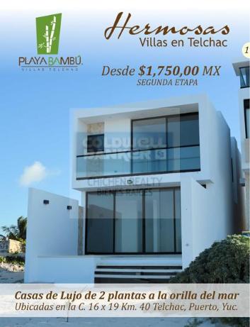 Foto de departamento en venta en  , telchac puerto, telchac puerto, yucatán, 1754446 No. 08