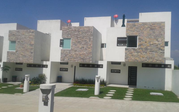 Foto de casa en venta en  16, tetelcingo, cuautla, morelos, 1539102 No. 01