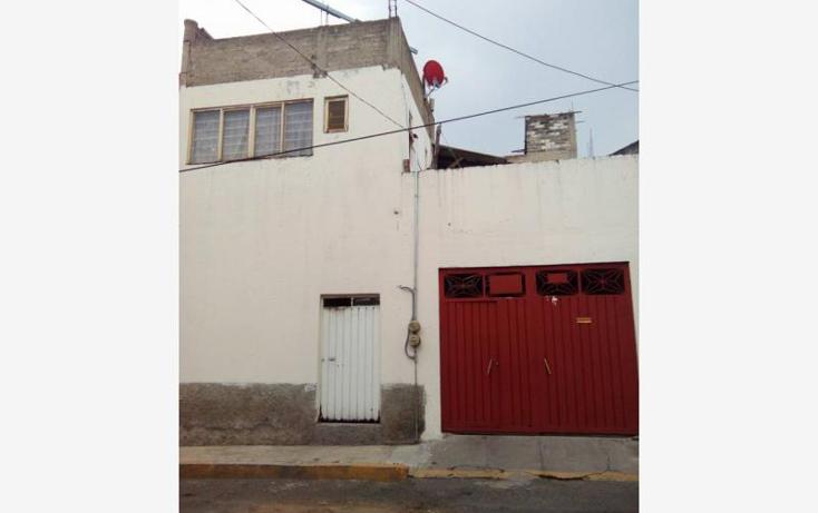 Foto de casa en venta en  16, xalpa, iztapalapa, distrito federal, 1973738 No. 01