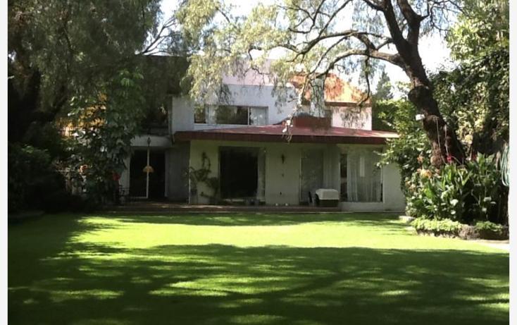 Foto de casa en venta en prolongacion niños heroes 160, ampliación tepepan, xochimilco, distrito federal, 1359161 No. 01
