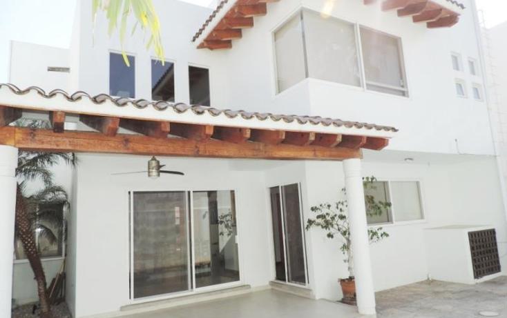 Foto de casa en venta en chapultepec 160, chapultepec, cuernavaca, morelos, 802069 No. 01