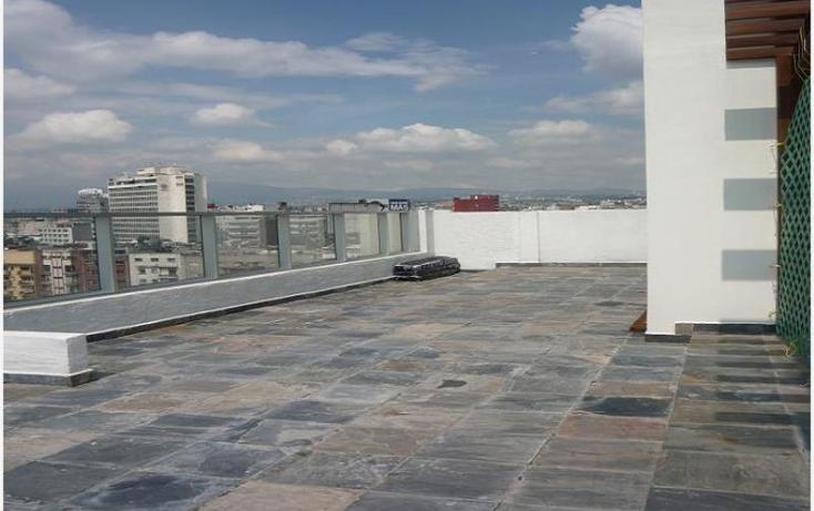 Foto de departamento en renta en  160, roma sur, cuauhtémoc, distrito federal, 2824032 No. 13