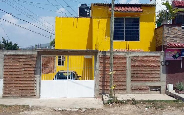 Foto de casa en venta en  162, adonahi, tuxtla gutiérrez, chiapas, 2023356 No. 01